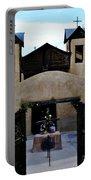 Santuario De Chimayo Portable Battery Charger