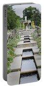 Sarah Lee Baker Perennial Garden 3 Portable Battery Charger
