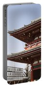 Senso-ji Temple In Tokyo Portable Battery Charger