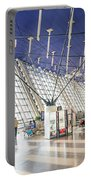 Shanghai Pudong Airport In China Portable Battery Charger