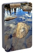 Sky Reflections Portable Battery Charger