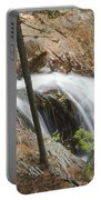 Smalls Falls In Western Maine Portable Battery Charger