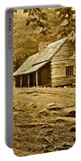 Smoky Mountain Cabin Portable Battery Charger