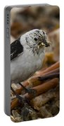 Snow Bunting Portable Battery Charger
