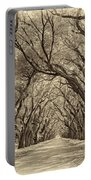 Southern Journey Sepia Portable Battery Charger