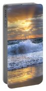 Splash Sunrise Portable Battery Charger