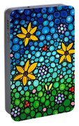 Spring Maidens Portable Battery Charger