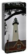 St Simons Island Lighthouse Portable Battery Charger