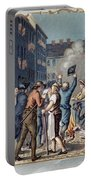 Stamp Act Riot, 1765 Portable Battery Charger
