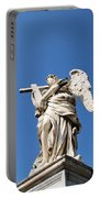 Statue In Vatican City Portable Battery Charger