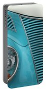 Street Car  Blue Grill With Headlight Portable Battery Charger