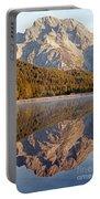 String Lake Grand Teton National Park Portable Battery Charger