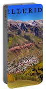 Telluride Portable Battery Charger
