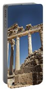 Temple Of Apollo Portable Battery Charger