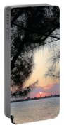 Tequila Sunrise Portable Battery Charger