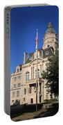 Terre Haute Indiana - Courthouse Portable Battery Charger