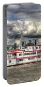 The Dixie Queen Paddle Steamer Portable Battery Charger