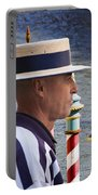 The Gondolier Portable Battery Charger