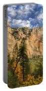 The Hills Of Sedona  Portable Battery Charger