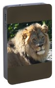 The King Of The Jungle Portable Battery Charger