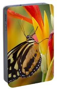 The Postman Butterfly Portable Battery Charger