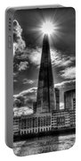The Shard And South Bank Portable Battery Charger