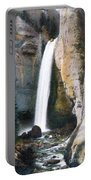 Tower Falls Yellowstone National Park Portable Battery Charger
