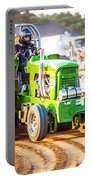 Tractor Pull Portable Battery Charger