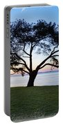 Tree By The Bay Portable Battery Charger
