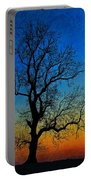 Tree Skeleton Portable Battery Charger