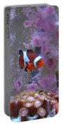 Tropical Fish Portable Battery Charger