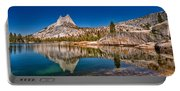 Upper Cathedral Lake Portable Battery Charger