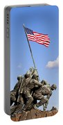 Us Marine Corps Memorial Portable Battery Charger