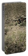 U.s. Soldiers Provide Security Portable Battery Charger