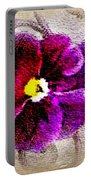 Vibrant Violet  Portable Battery Charger