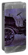 Vintage Car Portable Battery Charger