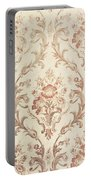 Vintage Wallpaper Portable Battery Charger
