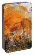 Wall Abstract 40 Portable Battery Charger