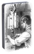 Watchmaker, 1869 Portable Battery Charger