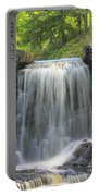 Water Fall Moore State Park Portable Battery Charger