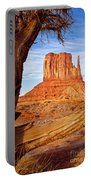 West Mitten Monument Valley Portable Battery Charger