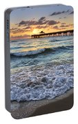 Whipped Cream Portable Battery Charger