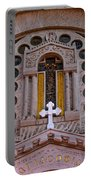 White Cross At St Sophia Portable Battery Charger