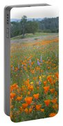 Wildflower Wonderland 10 Portable Battery Charger