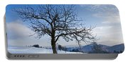 Winter Landscapes Portable Battery Charger