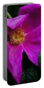 Withered Rose Portable Battery Charger