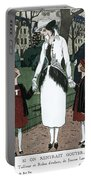 Women's Fashion, 1920 Portable Battery Charger