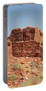 Wupatki Pueblo In Wupatki National Monument Portable Battery Charger