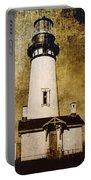 Yaquina Head Lighthouse - Oregon Portable Battery Charger