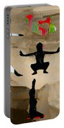 Yoga Poses Portable Battery Charger